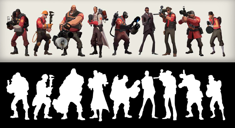 Team Fortress 2 Classes